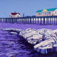 Painting of Southwold Pier