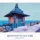 Poster of Brighton Palace Pier Painting